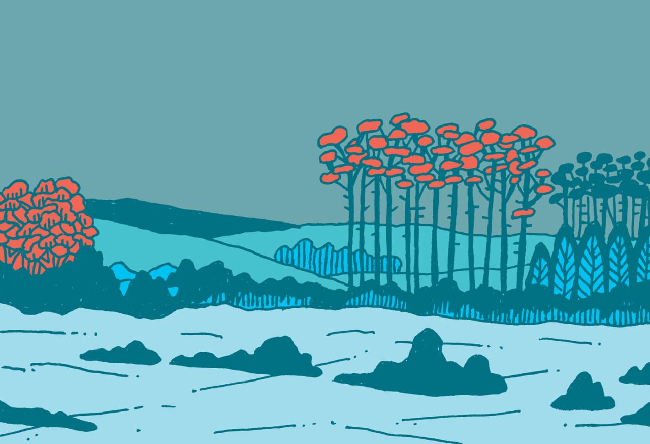 Jeremy Perrodeau Paysages